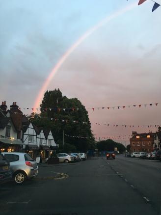 Rainbow Old Amersham