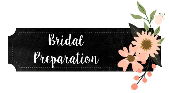 Bridal Preparation Icon