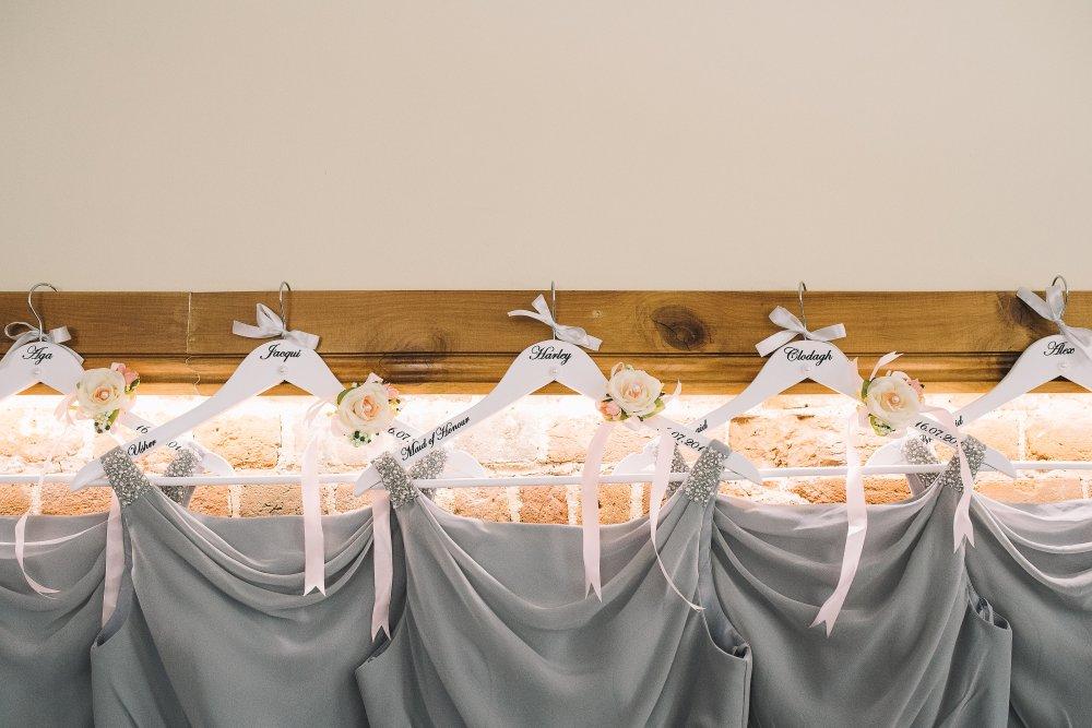 Bridesmaids Dresses - Boardroom