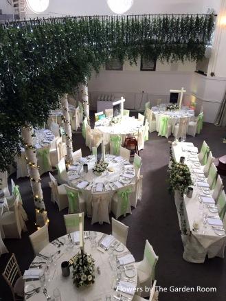 Green Wedding Foliage