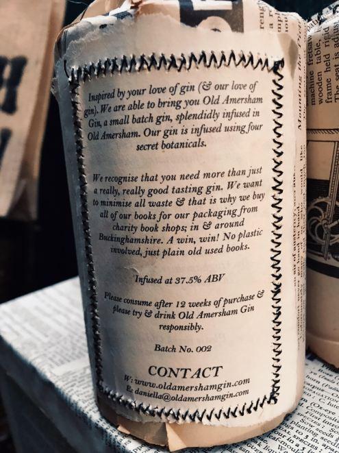 Old Amersham Gin 7
